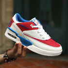 Men's Running Shoes Sneakers Fashion Basketball Sports Air Breathable Shoes
