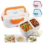 Portable Electric Heating Food Warmer Truck Car Lunch Box Warm USB Meal Heater