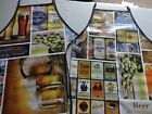 BEERS ECT ADULT PVC WIPE CLEAN APRONS 2 SIZES OK TESTED EASY WIPE CLEAN
