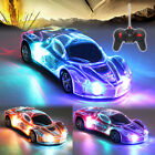 1/24 RC Car High Speed Remote Control RC Racing Car With 3D Lights Kids Toy