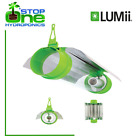 """Lumii Aerotube Cool Tube Reflector - 5"""" 6"""" 8"""" Inches - Inline Air Cooled Shade"""