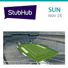 New England Patriots at New York Jets Tickets - East Rutherford