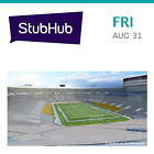 2018 Notre Dame Fighting Irish Football Season Tickets - Season ... - Notre Dame