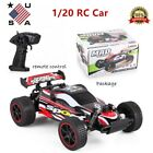 Remote control Car Rechargeable 1/20 RC 25km/h High Speed Racing buggy Boy Toys