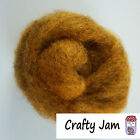 Needle Felting Corriedale Sliver Wool Ideal for 3D  Choose Colour