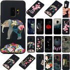 Fashion Rubber Soft TPU Ultra-thin Phone Case Cover For Huawei P20 Lite/Pro 7S