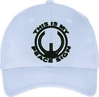 This Is My Peace Sign 2nd Amendment Gun Rights Right To Bare Arms HAT/CAPHats & Headwear - 159035