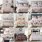 Twin Full Queen King Cotton Printed Bedding Set Bed Duvet Cover Pillowcase Sets