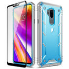 Case For LG G7 ThinQ Poetic【Revolution】Full-Body Rugged Bumper Cover 3 Color