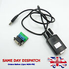 USB to RS485 Male 232 / 485 MAX485 LED PLC PTZ + Converter Female Adapter H11