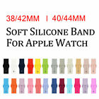 Wristband Silicone Sport Band Bracelet For Apple Watch Series 1 2 3 4 42/44mm image