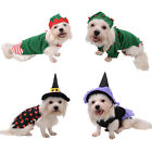 Pet Dog Puppy Cat Halloween Hoodie Sweater Clothes Winter Coat Costume Apparel w