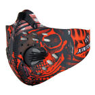 US Anti Dust Riding Motorcycle Bicycle Cycling Outdoor Ski Half Face Mask Filter