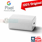 NEW OEM Google Fast Charger Type-C & Data Cable USB Adapter for Pixel 3/2 XL/X