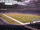 4 TICKETS CHICAGO BEARS @ DETROIT LIONS 11/22 *Sec 113 Row 4 AISLE* on eBay