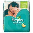 Pampers Baby Dry Size (0, 1, 2, 3, 4, 4+ 5+ 5, 6)  FREE POST!!!