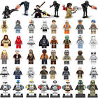 Star Wars Darth Vader Tusken Raider Clone Soldiers Mini Figures Blocks Fits Lego $19.99 AUD on eBay