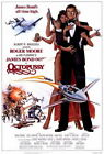 65803 Octopussy Movie Roger Moore, Maud Adams FRAMED CANVAS PRINT AU $26.95 AUD on eBay