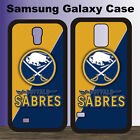 UT#61 Buffalo Sabres Ice Hockey Team New Black Case Cover For Samsung Galaxy $19.9 USD on eBay