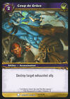World of Warcraft Heroes of Azeroth Cards | Pick a Card WOW TCG CCG Hearthstone