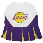 Pets First NBA Licensed Cheerleader Outfit for Dogs and Cats 12 Teams / 3 Sizes.