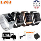LATEST DZ09 Bluetooth Smart Watch/Camera/SIM Slot For HTC Samsung Android Phone