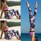 Pink Camouflage Exercise Pants