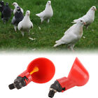 1/5/10PCS Poultry Water Drinking Cups Plastic Chicken Hen Bird Automatic Drin GX