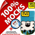 Mocks Sheep Mobile Phone MP3 Sock Case Cover Pouch Sleeve for iPhone 4S 5 5S SE
