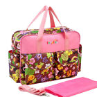 Mummy Diaper Bag On Stroller Carriage Water-proof Baby Diaper Handbag