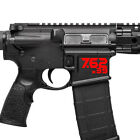 AR 7.62x39 Magwell ID Decal - Magwell Lower Decal Sticker Fits Anderson SpikesOther Hunting Clothing & Accs - 159036