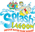 SPLASH LAGOON INDOOR WATERPARK TICKET SAVINGS  A PROMO DISCOUNT TOOL фото