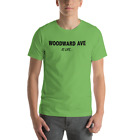 Woodward Ave Is Life T-Shirt