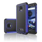 For Motorola Moto Z Force Droid/Moto Z Play Phone Shockproof Hybrid Rugged Case