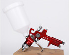 1.4/1.7/2.0mm Nozzle HVLP Gravity Feed Professional Car Paint Spray Gun 600ml