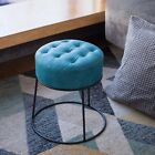 Art-Leon Furniture Dwarf Round Stool Ottoman Footrest Small Seat 5 Color Seating