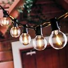 Indoor Outdoor String Lights For Patio Wedding Backyard Lawn Party Garden Porch