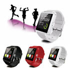 Bluetooth Smart Wrist Watch U8s Sports Watches Fitness Bracelet For Android IOS