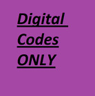 Digital HD Movie Codes Only! Digital Code Only! NO Disc! MA, IT and GP Codes! $5.99 USD on eBay