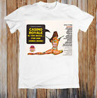 CASINO ROYALE 1960's RETRO MOVIE POSTER UNISEX T-SHIRT £7.99 GBP on eBay