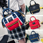 US Small Mummy Diaper Bags Pamper Nappy Mom Travel Backpack Maternity Changing Bag