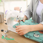 Mini Sewing Machine SM-202 Household Sewing Tool 2 Speed Ideal For Beginner&Kids