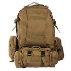 Camo Military Rucksacks Outdoor Tactical Backpack Travel Camping Bags