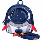 Kids Dinosaur Backpack w/Safety Leash Anti-lost Toddler Children for Baby Boys