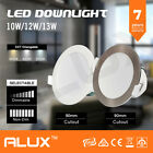 10W/12W/13W LED DOWNLIGHT CCT CHANGEABLE WARM/NATURAL/COOL WHITE FLUSH/CONCAVE