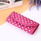Внешний вид - Pouch Knitting Crochet Case Needle Hook Holder Storage Organizer Print Bag