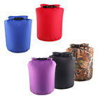 6L 12L 75L Waterproof Roll Top Compression Bag Camping Canoe Floating Dry Sack