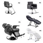 Hair Beauty Barber Chair Styling Cut Salon Shampoo Spa Bed Shaving Hairdressing