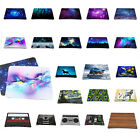 For Optical Laser Mouse Laptop Computer PC Mouse Pad Gaming Mat Desktop Mousepad