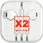 Earphones EarBuds Headphone for iPhone 4 5 6 7 8 X XS 11 with Mic and volume